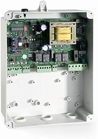 Motor Erreka KIT ARES para Puertas Batiente 2 hojas: Amazon.es: Bricolaje y herramientas