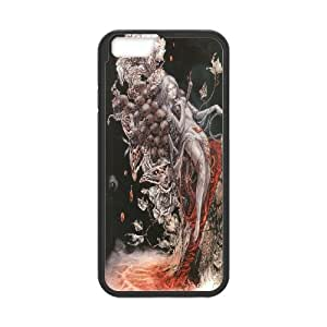"""High Quality Phone Back Case Pattern Design 8Sugar Skull Art- For Apple Iphone 6,4.7"""" screen Cases"""
