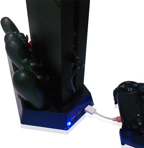 CAOQAO Cooler - Soporte Vertical de Repuesto con Ventilador de ...