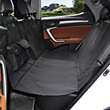 ALFHEIM Dog Back Seat Cover – Nonslip Rubber Backing with Anchors for Secure Fit – Universal Design for All Cars, Trucks & SUVs (Original) Review
