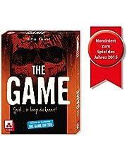 Nürnberger Spielkarten 4034 - The Game - Card Game