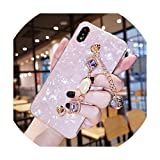 for iPhone 6 6s 7 8 X XS MAX XR for Freezing Galaxy