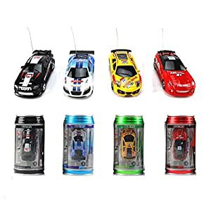 desktop mini rc car coke can radio remote. Black Bedroom Furniture Sets. Home Design Ideas