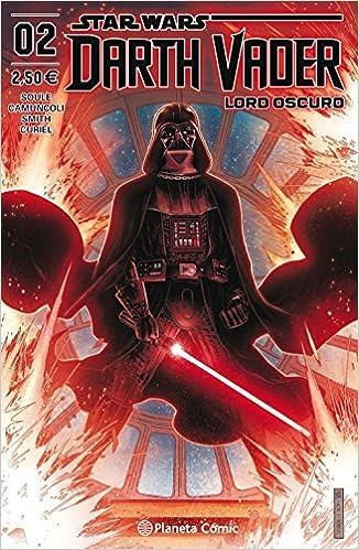 Star Wars Darth Vader Lord Oscuro Nº 02 por Charles Soule epub