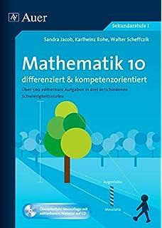 Mathematik 8 differenziert u. kompetenzorientiert: Über 400 ...