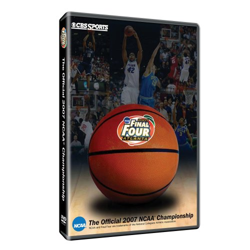 - The Official 2007 NCAA Championship - Men's Basketball