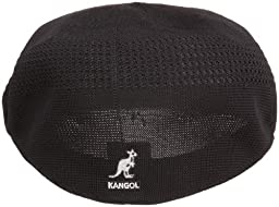 Kangol Ventair 504 Cap (X-Large, Black)