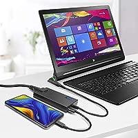 Voltaje automático selección Cargador Universal 90W para Portátil ASUS IBM/Lenovo Acer Sony Samsung Fujitsu Toshiba HP/Compaq Dell LG Medion ...