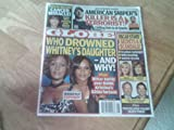 Whitney Houston & Bobbi Kristina Brown * Oscar Stars' Secrets & Scandals! * American Sniper Chris Kyle * Valerie Harper * February 23, 2015 Globe Magazine