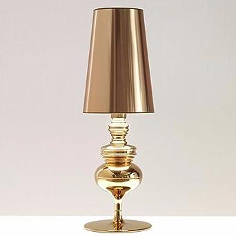 Nariz Dormitorio Noche Lámpara de mesa diseño moderno y sencillo ...