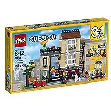 LEGO 6175259 Creator Park Street Townhouse 31065 Building Kit