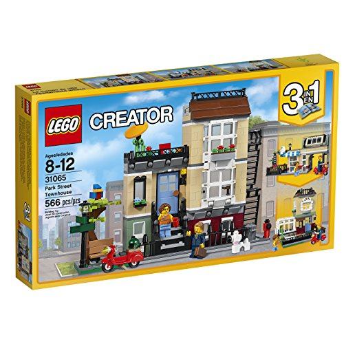 lego buildings and houses - 1