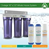 water softening - Max Water 3 Stage 10
