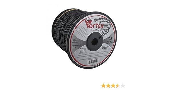 Hilo de nailon Vortex de 2,70 mm y 167 metros: Amazon.es ...