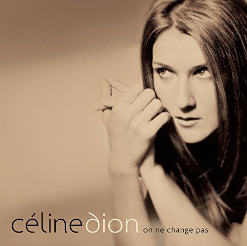 CD : Celine Dion - On Ne Change Pas (2 Disc)