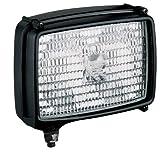HELLA 006991661 AS 115 Series Dual Beam 12V Close Range Halogen Work Lamp