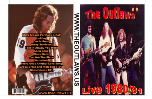 The Outlaws Live on