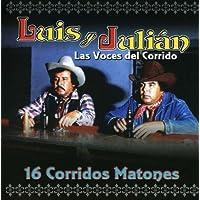 16 Corridos Matones