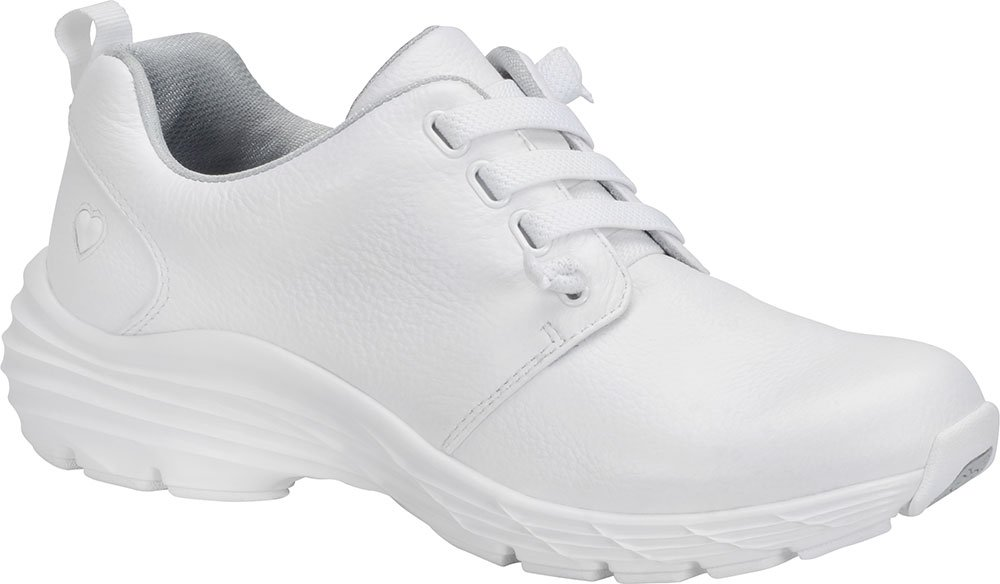 Nurse Mates Women's Velocity White Shoe