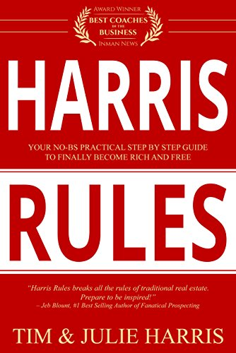 Harris Rules by Tim Harris & Julie Harris  ebook deal