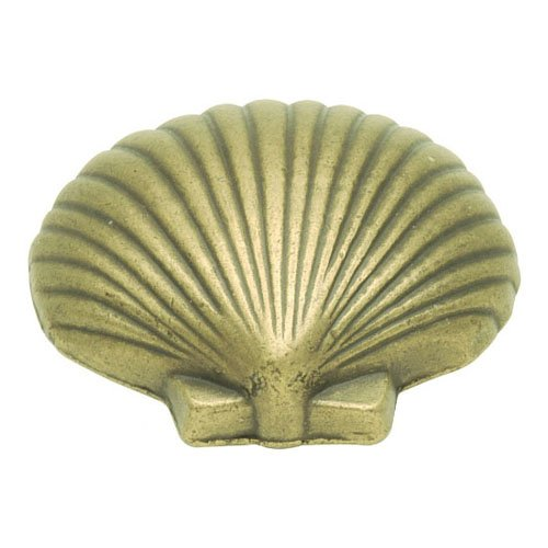 Hickory Hardware PA0112-AM 1.37 In. South Seas Antique Mist Cabinet Knob ()
