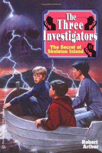 The Secret of Skeleton Island (Three Investigators Classics, No. 6) by Random House Kids