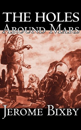 book cover of The Holes Around Mars