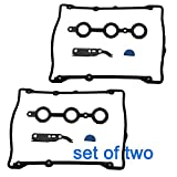 #7: Valve Cover Gasket Kit Set for Audi A4 A6 S4 Volkswagen Passat 2.7L 2.8L V6 OE078198025 058198217