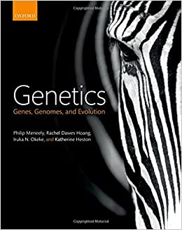 Book Genetics: Genes, genomes, and evolution
