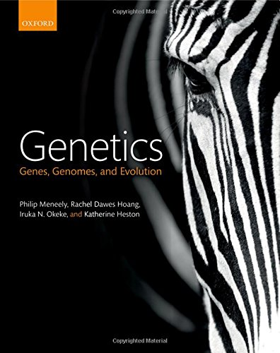 Genetics  Genes  Genomes  And Evolution