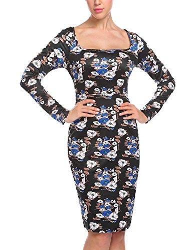 cheetah print short dresses - 7