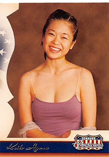 Keiko Agena trading card (Gilmore Girls, Felicity) 2007 Donruss Americana #77