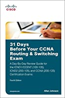 31 Days Before Your CCNA Routing & Switching Exam Front Cover