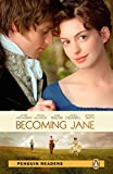 Level 3: Becoming Jane Book and MP3 Pack (Pearson English Graded Readers)
