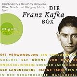 Die Franz Kafka Box (Die Verwandlung / Das Urteil / In der Strafkolonie / Ein Landarzt / Auf der Galerie u.a.)