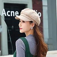 Sombrero deportivo Sombrero octogonal hembra primavera y otoño