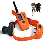 Pet Anti Barking Collar Dog Bark-Stop Collar Receptor