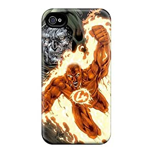 Premium Human Torch I4 Heavy-duty Protection Case For Apple Iphone 5/5S Case Cover