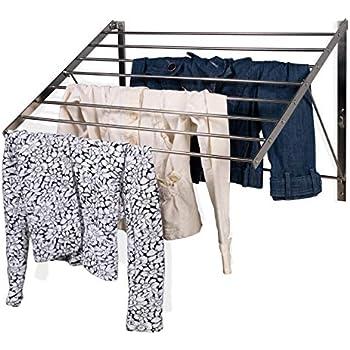 Amazon Com Ikea Stainless Steel Wall Mounted Laundry