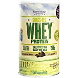 Reserveage - Grass Fed Whey Protein, Minimally Processed with High Biological Value, Chocolate, 12 Servings (12.7 oz)