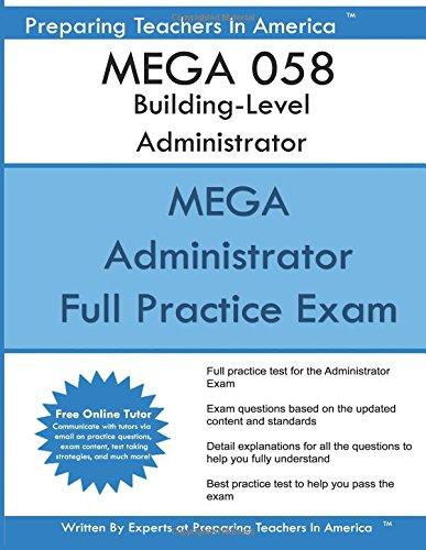 Download MEGA 058 Building Level Administrator: MEGA 058 Study Guide PDF