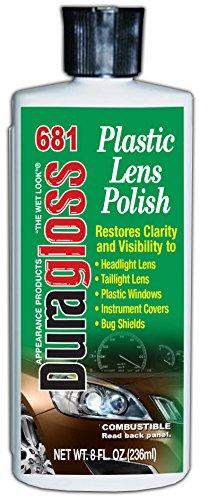 Duragloss 681 Pink Creamy Plastic Lens Polish - 8 - Plastic Polish Lens