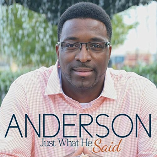 Anderson - Just What He Said 2018