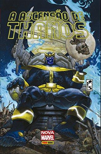 A Ascensão De Thanos