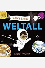 Nerdy Babys - Weltall Hardcover