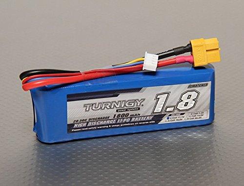 Turnigy 1800mAh 3S 20C Lipo Pack (20c Lipo Pack)