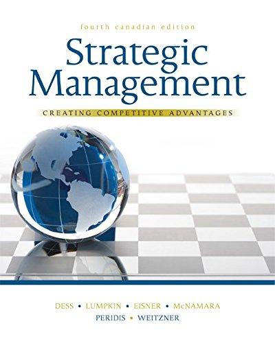 Strategic management dess lumpkin eisner 6th edition pdf. Zip.