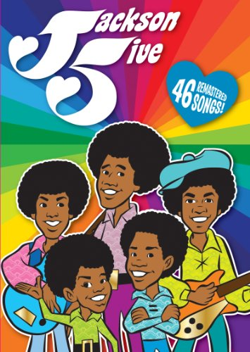 Jackson 5ive Complete Series American Classic Jr Writing