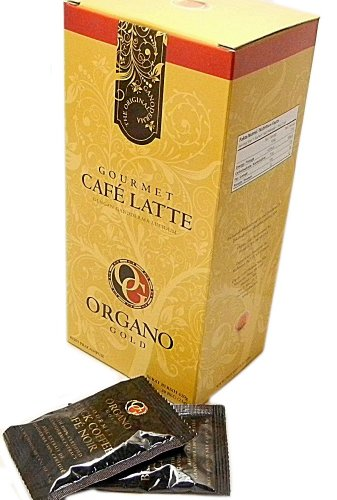 Organo Gold - Cafe Latte (Case of 5 Boxes!) by Organo Gold