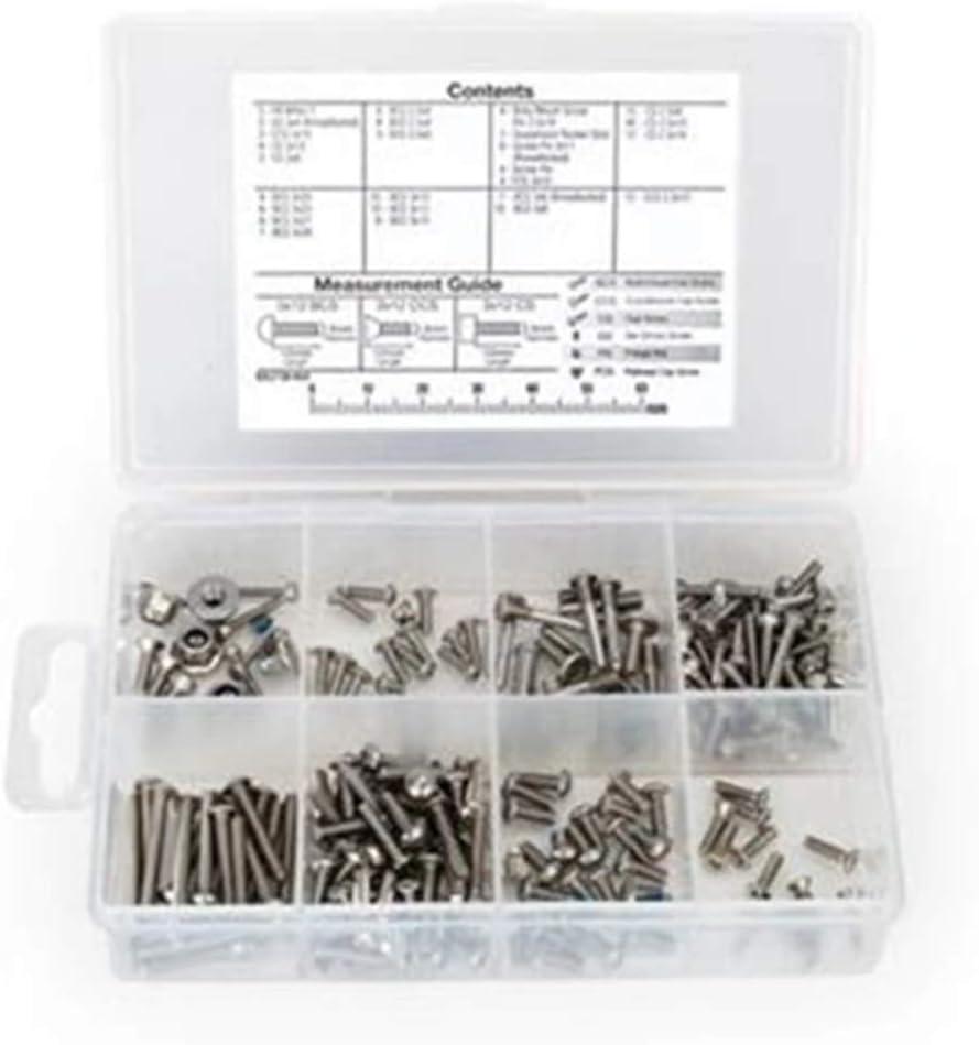 Traxxas Kit de hardware 8298, acero, TRX-4